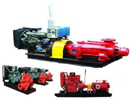 xbc型自动柴油机消防泵
